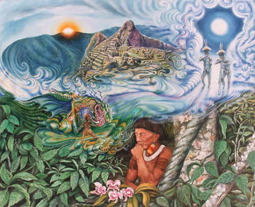 Welcome to Ayahuasca Info - A general introduction to Ayahuasca
